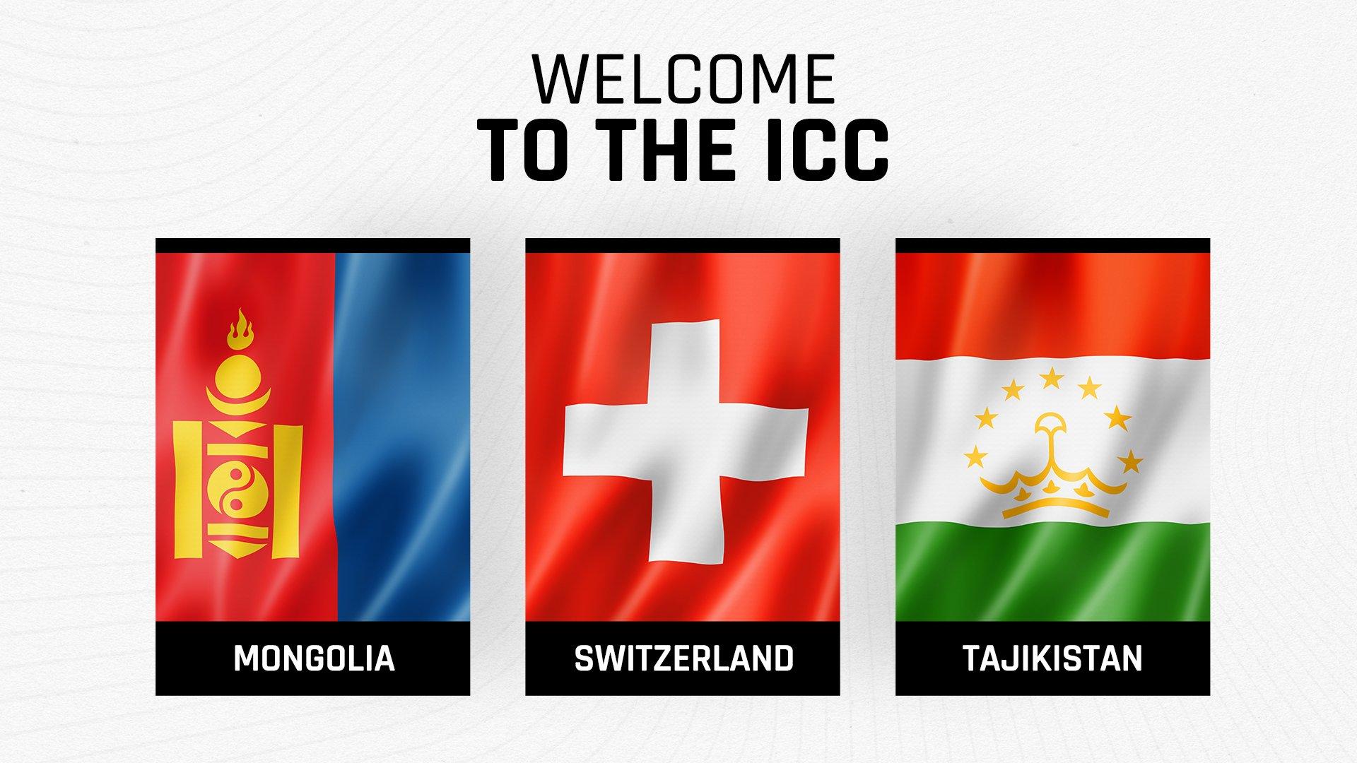 আইসিসির সদস্যপদ পেলো তিন দেশ |ক্রিকেটখোর